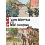 German Infantryman vs British Infantryman by David Greentree