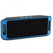 Bluetooth hangszóró, Tel.kihangosító, akkumulátorral, Mp3, USB, TF/Micro SD kártya, Rádió - H-988