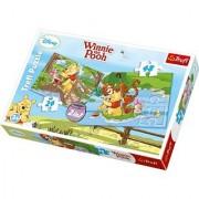Trefl 2-in-1 Puzzle Water Fun Disney