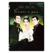 War and Peace: Audrey Hepburn,Henry Fonda,Mel Ferrer - Razboi si pace (DVD)