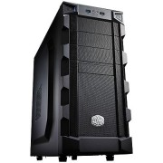 Gabinete CoolerMaster Mid Tower K280 RC-K280-KKN1 Preto