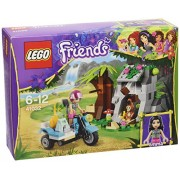 LEGO Friends - Selva, la moto todoterreno de primeros auxilios (41032)