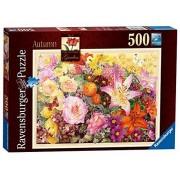 The Cottage Garden - N0.3 - Autumn - 500 Pieces - Puzzle by Ravensburger