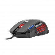 Mouse Tracer Optical Gaming Battle Heroes TomaHawk Black