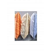Irisette Kissenbezug, ca. 40x80cm Irisette mehrfarbig