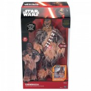 Star Wars - interaktív Chewbacca figura - 42 cm