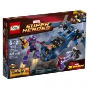 LEGO Marvel Super Heroes X-Men vs. The Sentinel 336pieza(s) - juegos de construcción (Comics, Niño/niña, Multicolor)