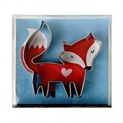 Meri Meri Fox Cookie Cutter - 9cm x 8cm