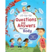 Lift the Flap Questions & Answers about your Body by Katie Daynes