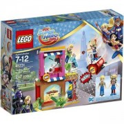 Конструктор ЛЕГО Супер Хироу Гърлс - Харли Куин идва на помощ - LEGO DC Super Hero Girls, 41231