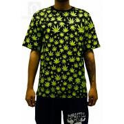 Camiseta Ray Brown Full Hemp Preta