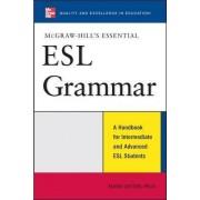 McGraw-Hill's Essential ESL Grammar by Mark Lester