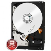 Red WD20EFRX 2TB HDD 3.5""