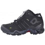 adidas Terrex Fast R MID GTX Shoes Men core black/dark grey/ftwr 46 Trekkingschuhe