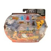 Star Wars Fighter Pods 8 Figures - Imperial Shuttle Series 2 Pack 1