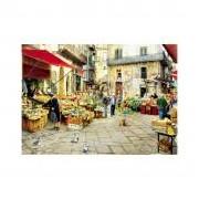 Educa La Vucciria Market, Palermo puzzle, 3000 darabos
