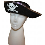 Kalóz kalap - szövet