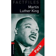 Oxford Bookworms Library Factfiles: Level 3: Martin Luther King: 1000 Headwords by Alan McLean