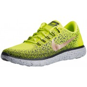 Nike Free Run Distance Shield Laufschuh Men Volt/Metallic Red Br Streetwear