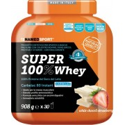 NamedSport Super 100% Whey 908g Protein-Nahrungsmittelergänzung