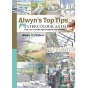 Alwyn's Top Tips for Watercolour Artists by Alwyn Crawshaw