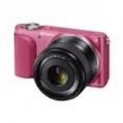 NEX-3NY Double Kit (16-50)(55-210)Pink