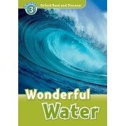 Oxford Read and Discover: Level 3: Wonderful Water Audio CD Pack by Cheryl Palin
