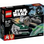 LEGO STAR WARS - YODA'S JEDI STARFIGHTER 75168