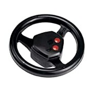 Rolly Toys 409235 rolly Steering Wheel with Sound in Display Box