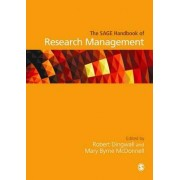 The SAGE Handbook of Research Management by Professor Robert Dingwall