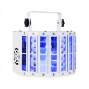 IBIZA LED DERBY DJ светлинен ефект DMX RGBW (LED-DERBY)