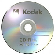 CD-R Kodak 52x 700MB Blank