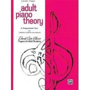 Adult Piano Theory by CRC Laboratories Department of Anatomy and Physiology David Glover