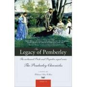 Legacy of Pemberley by Rebecca Ann Collins