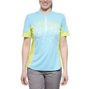 Gonso Jade Koszulka kolarska Kobiety turkusowy 36 Koszulki rowerowe z krótkim rękawem