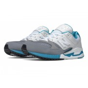 New Balance 530 Bionic Boom White with Grey Blue
