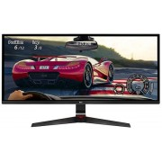 "Monitor Gaming IPS LED LG 34"" 34UM69G-B, 2560 x 1080, HDMI, DisplayPort, USB-C, 75 Hz, 5ms (Negru)"