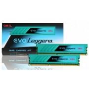 Geil 16 GB DDR3-RAM - 1600MHz - (GEL316GB1600C9DC) GeIL EVO Leggera Series CL9
