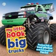 My Little Book of Big Trucks by Honor Head