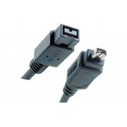 Câble FireWire 800 9-4 br 1.8M
