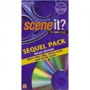 Toy / Game Scene It? The Dvd Game - Sequel Pack Movie Edition W/ 180 Movies & 700+ On Screen Trivia