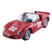 Art Model - Art260 - Véhicule Miniature - Modèle À L'Échelle - Ferrari Dino 246 Sp - Le Mans Test 1961 - Echelle 1/43