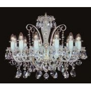 Crystal chandelier 4096 12-669SW