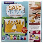 Made By Me Make Your Own Sand Impressions Making Kit