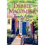 Family Affair Large Print by Debbie Macomber
