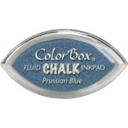 ColorBox fluido gesso Inkpad-prussiano di occhio di gatto blu