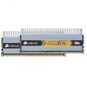 Corsair TWIN3X2048-1333C9DHX XMS3 Memoria per Desktop a Elevate Prestazioni da 2 GB (2x1 GB), DDR3, 1333 MHz, CL9