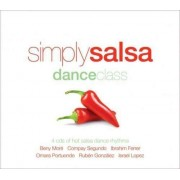 Artisti Diversi - Simply Salsa Dance Class (0698458246226) (4 CD)