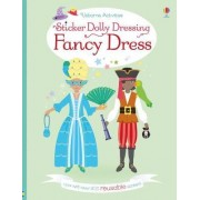 Sticker Dolly Dressing Fancy Dress by Emily Bone