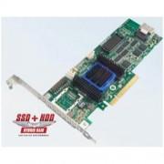 ADAPTEC ASAR6405KIT SATA/SAS RAID0 1 5 10 50 60 Card